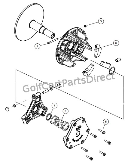 [DIAGRAM] Club Car Xrt Parts Diagram FULL Version HD