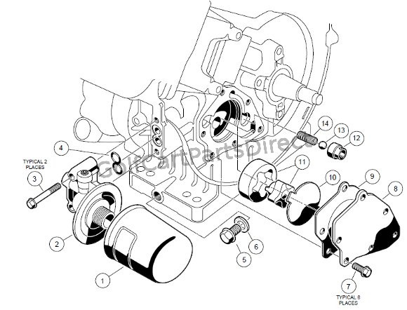 Kawasaki Fe290 Engine Fuel Diagram Kawasaki Engine Diagram