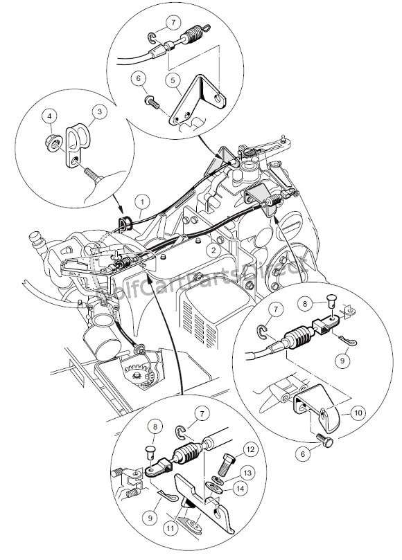 Yamaha Golf Cart Governor Adjustment Car Wiring Diagram