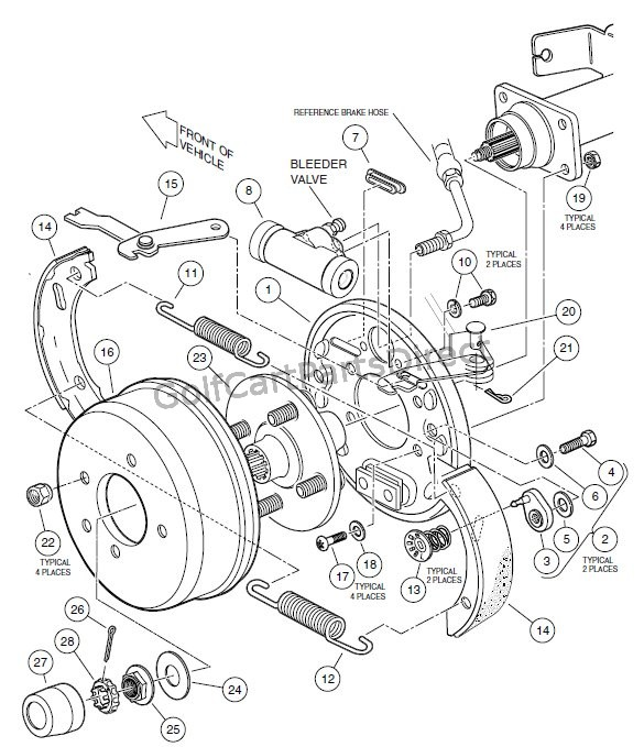 Wiring Diagrams : 2006 Club Car Wiring Diagram 48 Volt