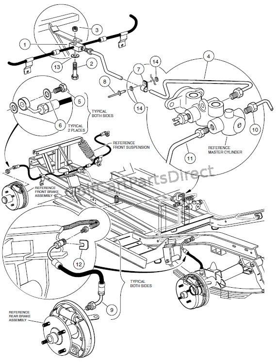 Braking System Of Car Car Stuff