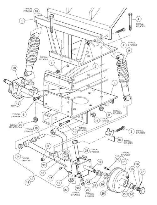 small resolution of gas carryall 550 wiring diagram taylor wiring diagram club car 48v wiring diagram gas club