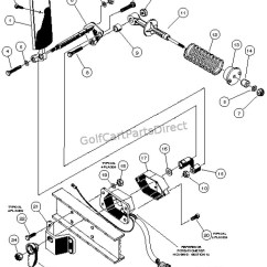 36v Club Car Wiring Diagram Holley 650 Carburetor Accelerator Pedal Assembly - Electric Vehicle Parts & Accessories