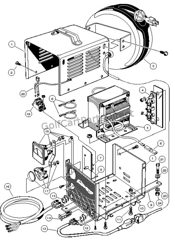 1980 Club Car Wiring Diagram : 28 Wiring Diagram Images