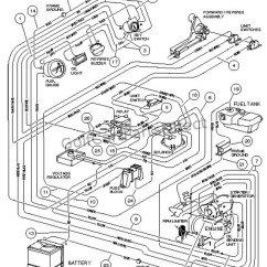Club Cart Wiring Diagram Ford Sierra Cosworth 1991 Car Carryall Schematic Turf 2 Toyskids Co U2022