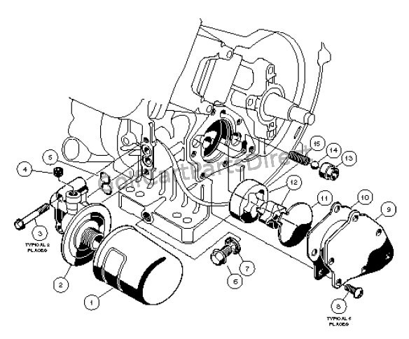 FE 290 Engine – Carryall 1 & 2