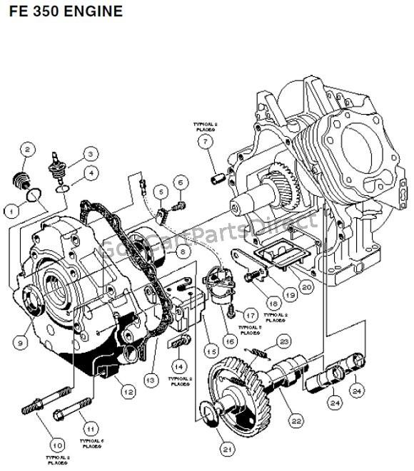 91 ezgo marathon wiring diagram 3 speed fan switch 4 wires club car fe290 kawasaki engine rpm limiter ~ elsalvadorla