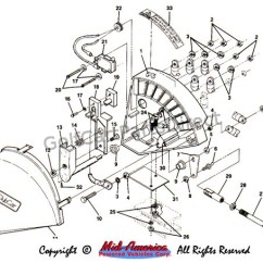 Club Cart Solenoid Wiring Diagram 110 Block 1984-1991 Car Ds Electric - Parts & Accessories