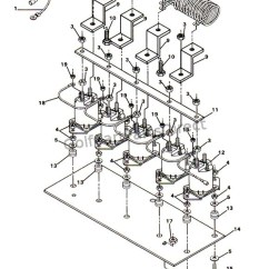 36 Volt Ez Go Golf Cart Solenoid Wiring Diagram Data Flow Symbols Meaning 1979 Club Car Toyskids Co And Resistor Assy Parts Accessories