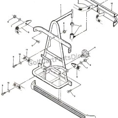 Club Car Golf Cart Ignition Wiring Diagram E36 Rear Speaker 1984-1991 Ds Gas - Parts & Accessories