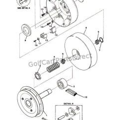 1989 Ez Go Marathon Wiring Diagram 1998 Toyota Corolla Stereo Clutch -