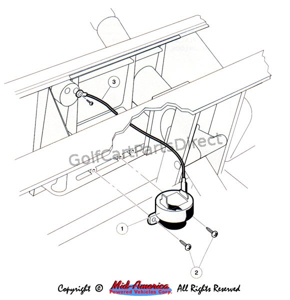wiring diagram for 1996 gas club car golf cart sunpro gauges 1992 ds or electric parts accessories