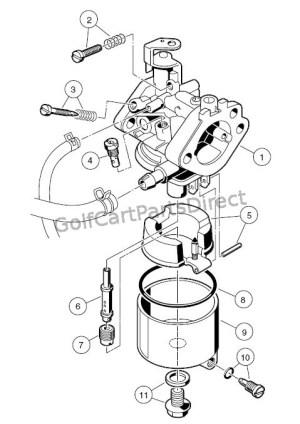 Champion Generator Carburetor Diagram  Wiring Diagram