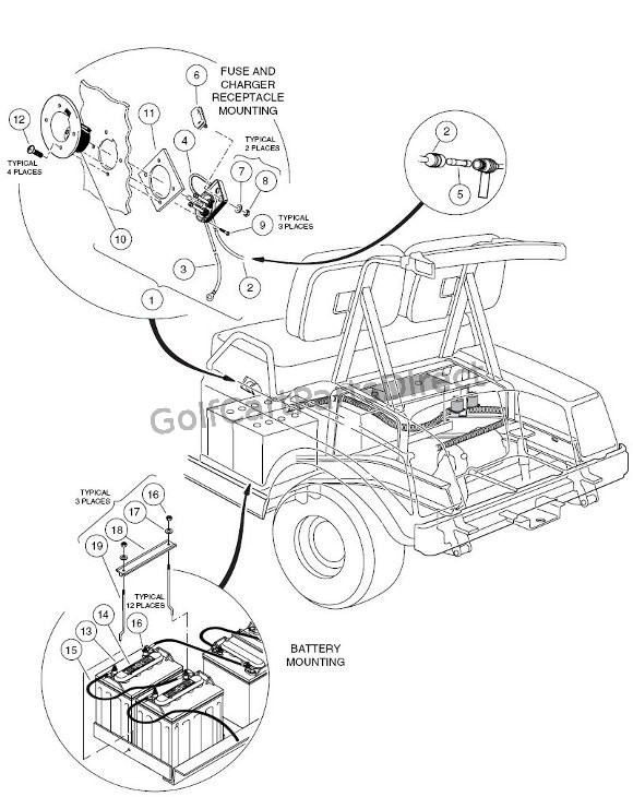 Powerdrive 2 Model 22110 Wiring Diagram : 39 Wiring