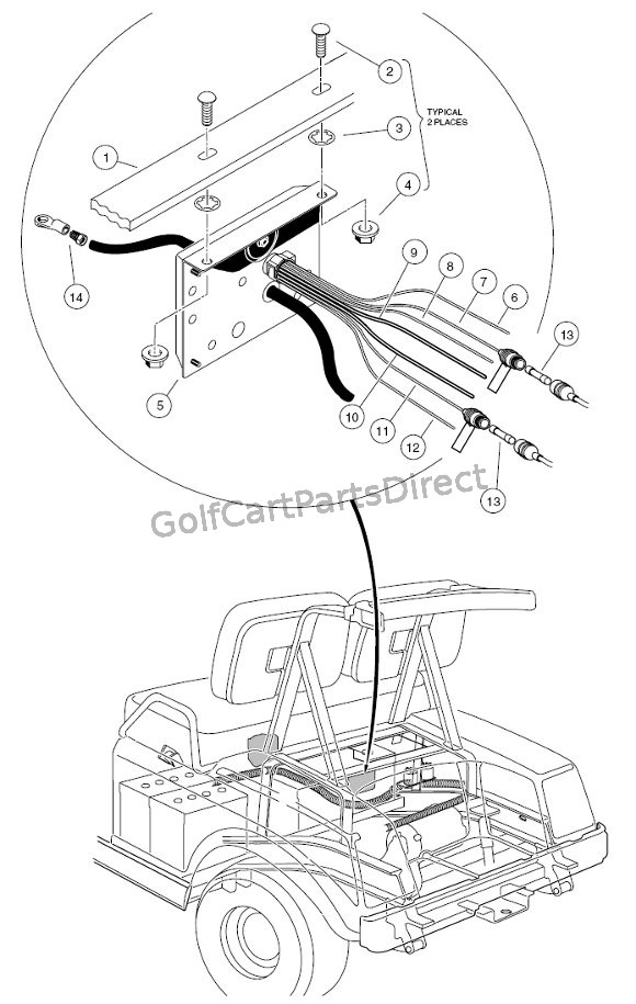 Star Golf Car Wiring Diagram Get Free Image About, Star