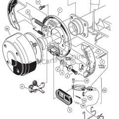 Yamaha G1 Electric Golf Cart Wiring Diagram 2004 Isuzu Rodeo Radio 2000-2005 Club Car Ds Gas Or - Parts & Accessories