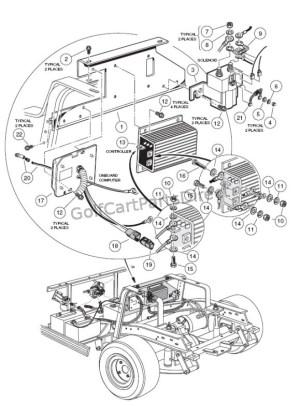 Gas Club Car Wiring Diagram Within Diagram Wiring And Engine | IndexNewsPaperCom