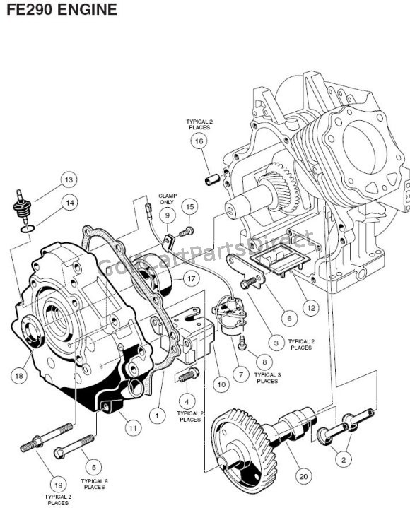 [DIAGRAM] 93 Club Car Engine Diagram FULL Version HD