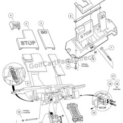 Club Car Precedent Ignition Switch Wiring Diagram Ford Focus 2005 Stereo Ezgo Headlight Database