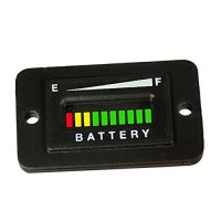 PRO 12-48R Battery Charge Indicator