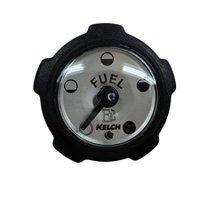KELCH 7J203942 Gauged Golf Cart Gas Cap For Yamaha Drive Club Car Ds And More