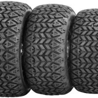 ITP All Trail XLT Golf Cart Tire - Front/Rear - 22x10x10 , Position: Front/Rear, Tire Ply: 4, Rim Size: 10, Tire Size: 22x10x10, Tire Type: ATV/UTV, Tire Application: General 5000606