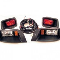 Golf Cart EZ-GO TXT Light Kit Headlight LED Taillight 1996-2015