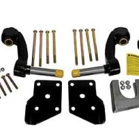 """Jakes Lift Kit, 6"""" Spindle, Fairplay, Star, Zone Electric 05+"""