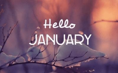 Les Stages de Janvier 19 !