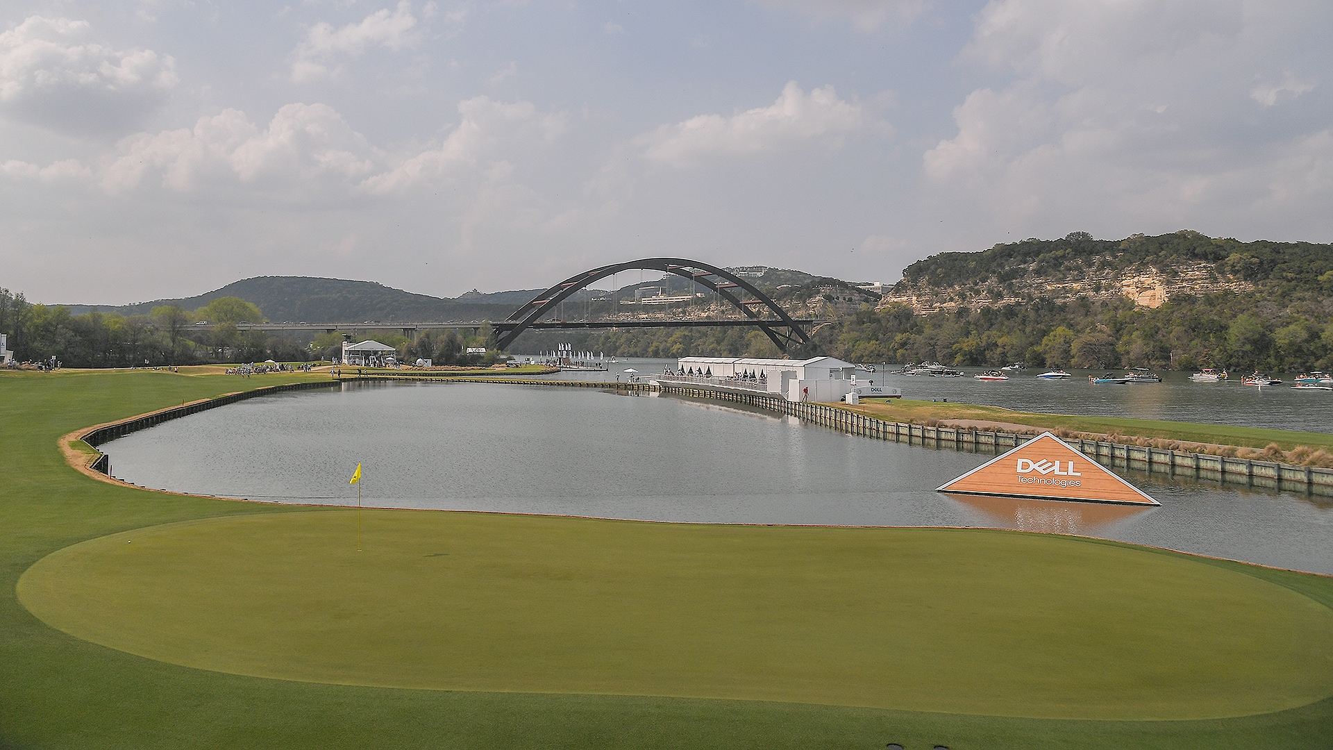 Austin Country Club's short par-4 13th has delivered theatrics and heartbreak   Golf Channel