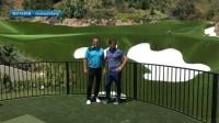 Mark Wahlbergs Backyard Golf Facility | Golf Channel