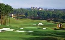 Ross Bridge Golf Course Alabama