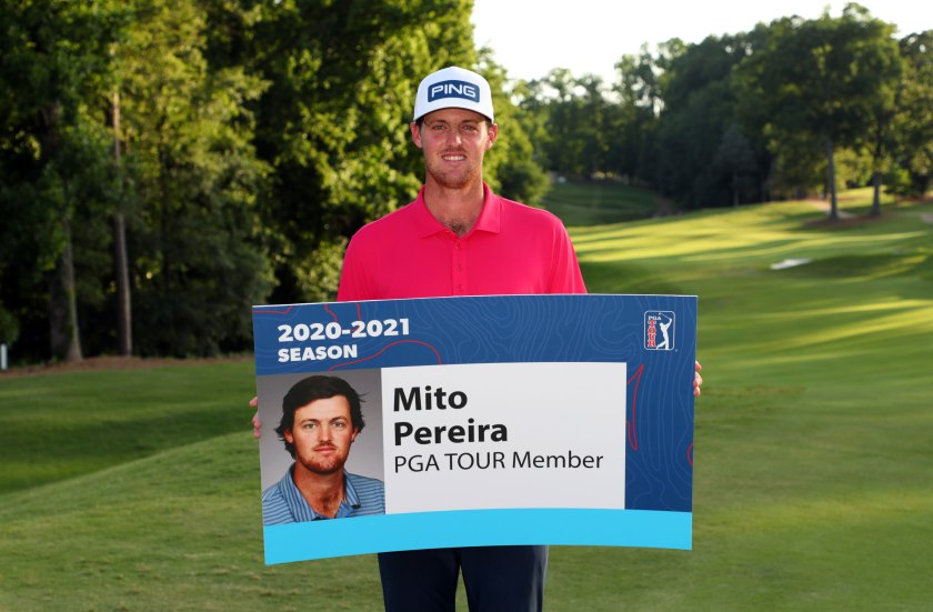 Mito Pereira is first Korn Ferry pro to earn PGA Tour promotion since 2016.  Why he might not be the last in 2021 | Golf News and Tour Information |  GolfDigest.com