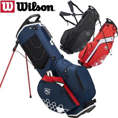 Wilson FT-Lite Standbag - Golfdiscounter.nl