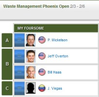Phil Mickelson and Waste Management
