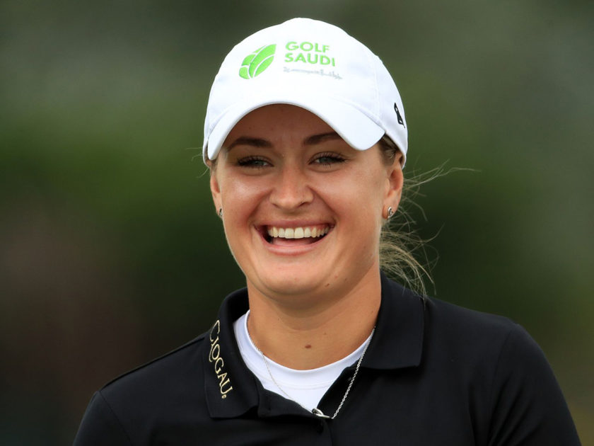 Amy Boulden vince lo Swiss Ladies Open; 15ª Colombotto Rosso