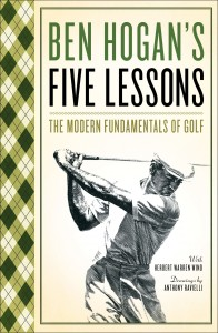 ben hogans five lessons best golf instruction books
