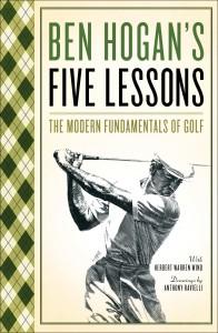 ben hogans five lessons best golf instruction books