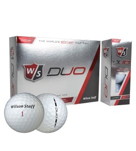 wilson staff duo best cold weather golf ball 2015