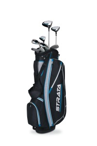Callaway Women's Strata Complete Golf Set with Bag