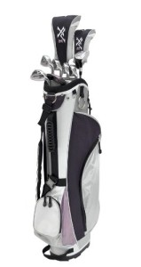 Knight Women's XV II Complete Golf Set
