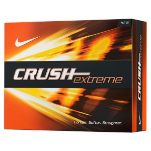Nike Golf Crush Extreme Golf Balls