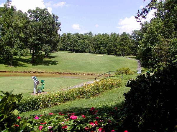 Golf Course Sc Hill Rock