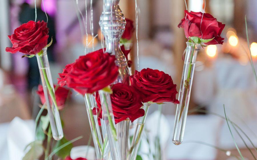 Rahmenprogramm zur Hochzeit im Golfhotel Vesper in NRW