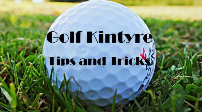 tips and tricks - golf