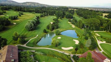 golf maison blanche parcours