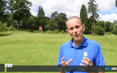 How to control golf emotions