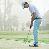 How To Play More Consistent Golf – Find Your Optimal Performance State