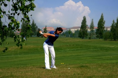 Learn swing changes faster and how to take them into competition