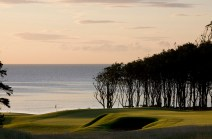 Kingsbarns Golf Course - the 8th hole